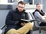 Gay Jarec Wentworth and Dylan Knight Rim and Fuck