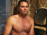 Garret Dillahunt caught fully naked in a bathroom