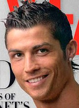 Male celebrity Cristiano Ronaldo nude and sexy pix