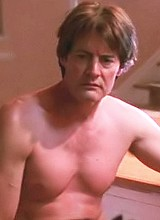 Kyle MacLachlan totally nude stills