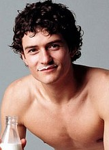 Male celebrity Orlando Bloom paparazzi nude photos