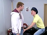 Horny Tyler Sweet seduces his straight neighbor