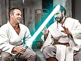 Star Wars: A GAY PORN XXX Parody with two jedi