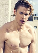 Male celebrity Chord Overstreet nude posing photos