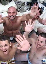 6 way group all strip and get ready to party hard!