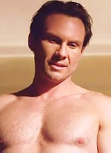 Christian Slater shirtless vidcaps