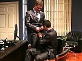 Office gay players cock sucking and ass fucking