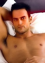 Actor Cheyenne Jackson naked and underwear photos