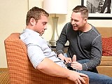 Connor Maguire and Owen Michaels Str8 to Gay Porn