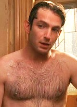 Dan Futterman all naked in a shower