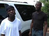 Two chocolate dudes gangbaged sweet white guy