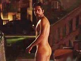 Male celebrity Justin Chatwin totally naked scenes