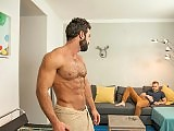 Abraham Al Malek and Malek Tobias Gay Ass Fuck