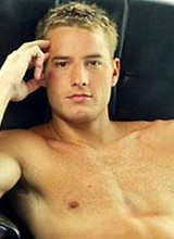 Justin Hartley completely nude caps