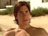 Justin Long shirtless movie scenes