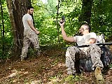 Military gay hunters Jason Maddox & Kaden Alex