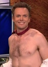 Joel McHale shirtless and sexy pics