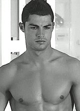 Cristiano Ronaldo shirtless and underwear pictures
