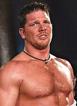 Wrestling star AJ Styles shirtless and sexy photos