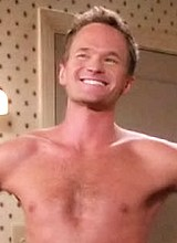 Neil Patrick Harris completely nude