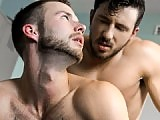 Reese attacks Chris furry hole with his tongue