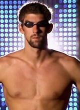 Male celebrity Michael Phelps paparazzi nude shots