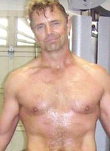 Male celebrity John Schneider nude and sexy scenes