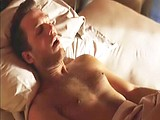 Eric Lively naked and gets blowjob