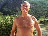 Male celebrity Chad Everett completely nude scenes