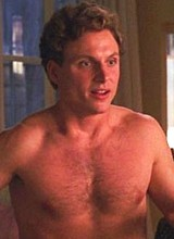 Male celebrity Tony Goldwyn almost nude movie caps