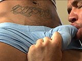 Trenton Ducatti forced to fuck a tied gay man