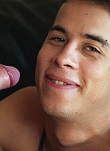 Muscle and two twinks suck and fuck and facial joy