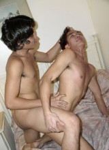 Sweet asian boys sex action