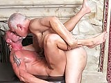 It was pure ecstasy sliding my cock into Mitchs sweet hole