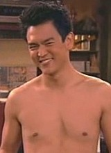 John Cho nude and underwear vidcaps
