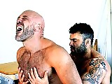 Muscle older hairy gay men ass fucking so rough