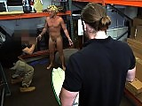 Muscle surfer dude gets fucked for some extra cash
