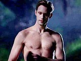 Alexander Skarsgard shirtless and sexy movie scene