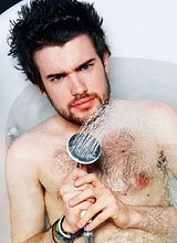 Male celebrity Jack Whitehall naked movie scenes