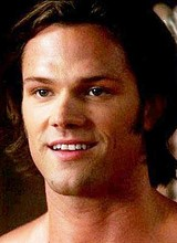 Actor Jared Padalecki shirtless and sexy vidcaps