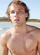 Lincoln Lewis naked beach pictures
